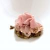 Agnello nel prato, piatto favoloso: la carne è cotta nel fieno, poi pesto di muschio e lumachine.