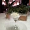 «La Slovenia è la terra del ginepro, quindi io produco un gin con il quale aromatizzo questo pre-dessert»