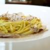 Tajarin, burro d'alpeggio, parmigiano e tartufo bianco d'Alba