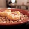 Tartelletta al parmigiano con cavolfiore e paprika salata