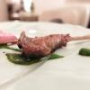 Piccione 2: Coscia di piccione croccante