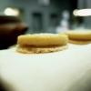 5 e 5: il tipico street food livornese in versione appetizer, con pasta di limonearrosto, focaccia croccante e panella