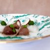 Merluzzo, porcini,bagnèt verd