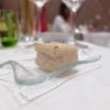 Sandwich di gambero e lardo
