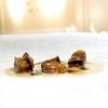 """Lumache della Lomellina alla salvia e pepe verde """"utirancotta Maricha"""""""