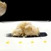 Un classicissimo: Fettuccine di seppia alla carbonara