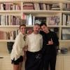 La nostra cena da Uliassi negli scatti di Tanio Liotta. Intanto i protagonisti: lo chef Mauro con la sorella Catia e il figlio Filippo