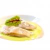 Ostriche tiepide affumicate, pistacchio di Bronte, olio al ginepro