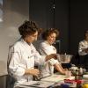Daniela Cicioni, con la sorella Manuela (e la presentatrice Lisa Casali): libertà e fermentazioni