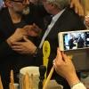 Massimo Bottura con Alain Ducasse