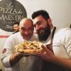 La pizza a 4 mani conDavide Del DucadiFrancesco MartuccideI Masanielli