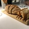 Da sottolineare anche i pani, a base di antichi grani siciliani: la pagnotta è fatta con farina di Tumminia, i cracker di Perciasacchi, i grissini con un blend di Russello e Perciasacchi