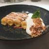 Anelletti al forno, piatto presentato da Lo Coco a Identità Milano 2017, qui la ricetta. Golosissimo