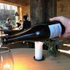 Calice di benvenuto: champagne extra brut Blanc d'Argile diDomaine Vouette et Sorbée