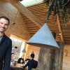 James Spreadbury, australiano, restaurant manager e socio del Noma