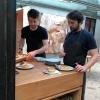 """E' un omaggio di Redzepi al cuoco andaluso Angel Leon, lo chef che ha trasportato gli abissi marinisulle tavole dell'alta cucina. Una nota curiosa di fine pasto: non è mai apparso il pane, storico punto fortedel Noma. """"Questo menu non ne ha bisogno"""", ha spiegato Redzepi"""