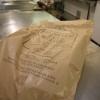 Il pane di Massimo Grazioli: avanzato, imbustato e regalato agli ospiti