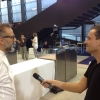Massimo Bottura and journalist Ryan King of Fine Dining Lovers