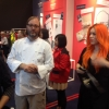 Wylie Dufresne, a legend in creative cuisine in America, with stylist A-Morir competing for the same country
