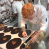 Irish Mark Moriarty at work (The Culinary Counter, Dublin)