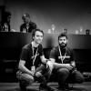Andrea Puxeddu e Alessio Orrù, fotografi del team Brambilla-Serrani