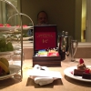 Since the plane landed in Melbourne at 4.20 a.m. on Tuesday 4th April, it was a great pleasure to get into room 1729 at the Langham Hotelon the South Bank of river Yarra and find some fresh fruit