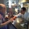 Il Maestro Gualtiero Marchesi, a colloquio con Fabio Abbattista