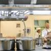 Le cucine erano firmate Marrone(leggi qui)...