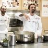 Vito Mollica, chef che si sdoppia tra Il Palagio del Four Sesons di Firenze e il Four Seasons di Milano