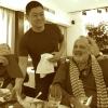 Una tavola italiana è sempre allegra e calamita tutti, anche Yoshihiro Narisawa