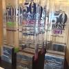 I trofei vinti da René Redzepi ai World's 50 Best Restaurants, prima a Londra e poi a New York