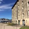 L'edificio che ospita il Noma in una splendida giornata di sole lo scorso sabato 27 agosto, vigilia della quinta edizione di MAD5