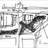 Progetto di concorso, studio planimetrico CZA-Cino Zucchi Architetti