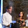 Davide Oldanidel ristoranteD'Odi Cornaredo (Milano), al fianco diLisa Casali.L'autore della cucina Pop ha mostrato a tutti l'importanza di lavorare con materie prime buone perché, anche se povere, sono in grado di dare origine a piatti emozionanti.