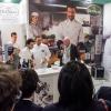 Olitalia  Olitalia a Identità Milano ha presentato le sue eccellenze della linea Gourmet: gli Extravergini Regionali, le Monocultivar, l'Aceto Balsamico di Modena, e Frienn, l'innovativo olio di girasole altoleico per una frittura sana e leggera. L'azienda è specializzata da più di 30 anni nella produzione di oli e aceti ed è presente in oltre 120 paesi nel mondo