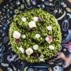 2016 – OMAGGIO AD ÁNGEL LEÓN - Risotto al plancton con brodo di seppie, seppia fritta e aioli al latte