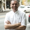 Domenico Di Clemente, pastry chef at Il Palagio inside the Four Seasons in Florence