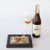 Il piatto vincitore del premio valorizzazione della birra in ricettazione:Sarde in saor Baffo d Oro di Marco Volpin