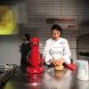 Roberta Pezzella durante la sua lezione ha proposto una colazione vegetale, croissant e brioche realizzati sostituendo allo zucchero tradizionale uno di cocco