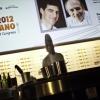 La prima lezione sul palco dell'Adutirium ha visto protagonisti domenica 5 febbraio 2012 Massimiliano Alajmo insieme a Corrado Assenza