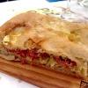 IlDoppio Crunchcon crema di senape di Dijon e caprottino della Lessinia, tartare di GrassFed e olio extravergine delle colline di Mezzane diRenato Bosco