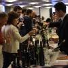 La sala degustazioni del Roma FOOD&WINE Festival 2014: 200 vini di 59 aziende vinicole