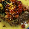 Ricciola e uova, di Roberto Di Pinto