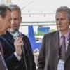 Giuseppe Sala e Francesco Rutelli intervistati da La7 sulla nostra terrazza