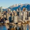 Vancouver, Canada, 600mila abitanti e una delle densità più alte di tutto il Nord America (foto iStock)