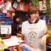 Fruttivendolo del mercato Prealpi