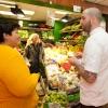 Consigli al banco frutta e verdura