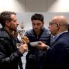 Christian Milone, Andrea Aprea, Claudio Sadler