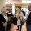 I volontari che presidiano il Mercato Ticinese