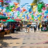 Tijuana, 1,7 milioni di abitanti in Messico, a ridosso del confine con gli Stati Uniti. Dopo anni di violenza, la cittadina è diventata una pacifica destinazione turistica e gastronomica(fotocivitatis.com)